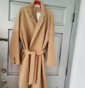 👒 JustFab 👜  Wrap Style Coat